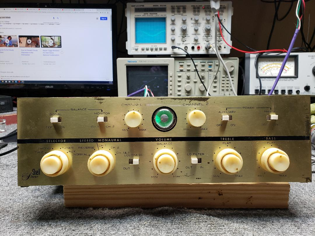 old amp